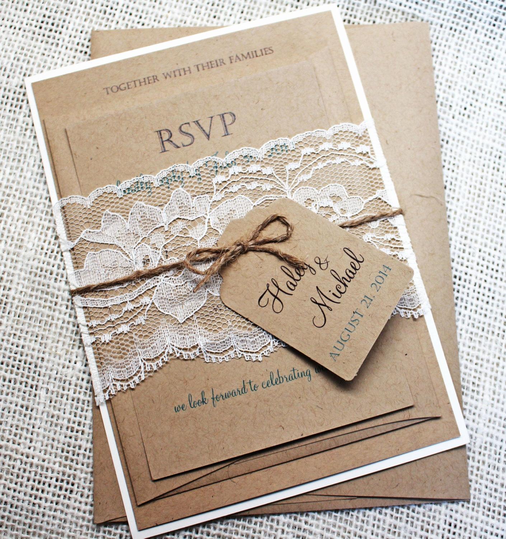 diy svatební oznámení