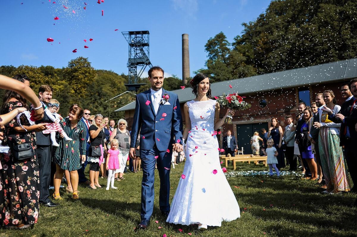 Místo na svatbu - Landek