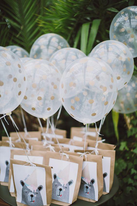 Pohodová svatba s dětmi - uvítací balíček