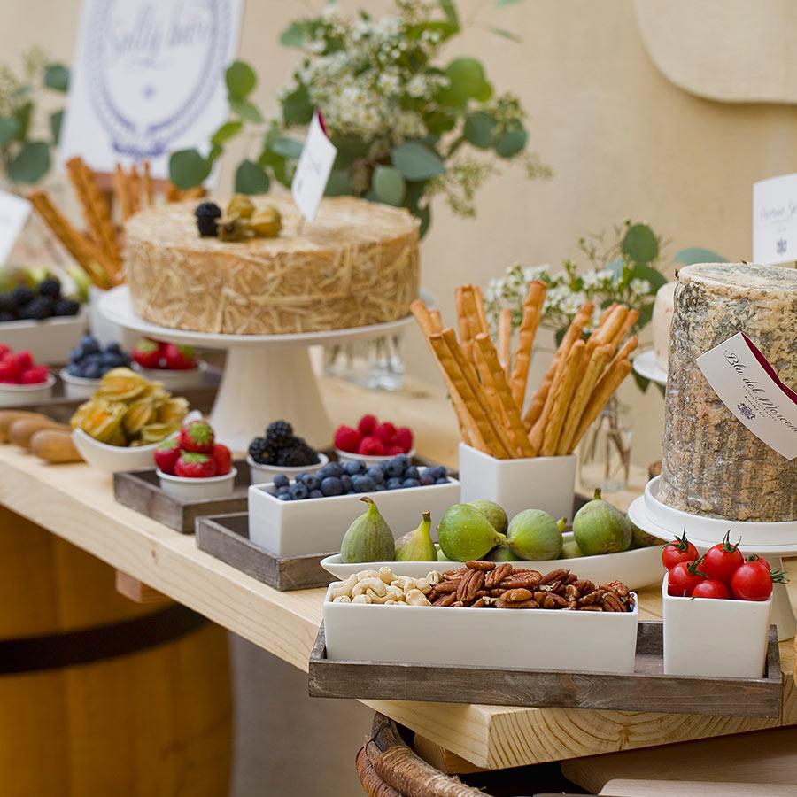Svatební hostina a catering
