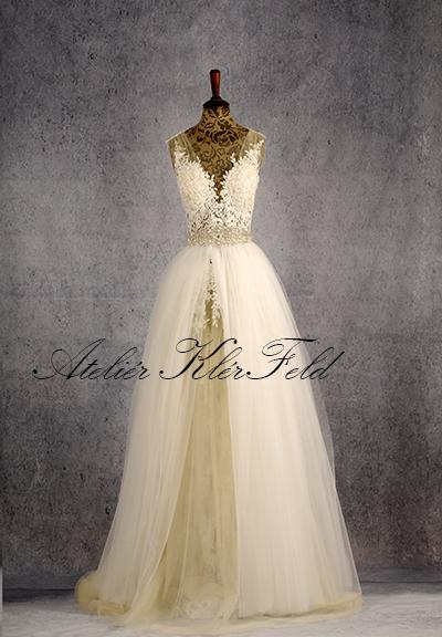 10aa25c162e Ateliér Klérfeld – nová kolekce svatebních šatů mnoha stylů a ...