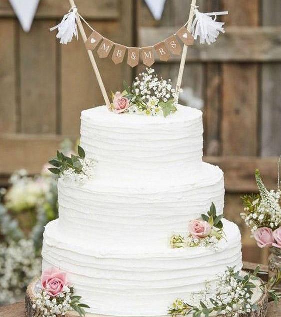 svatba svatebni dort dekorace