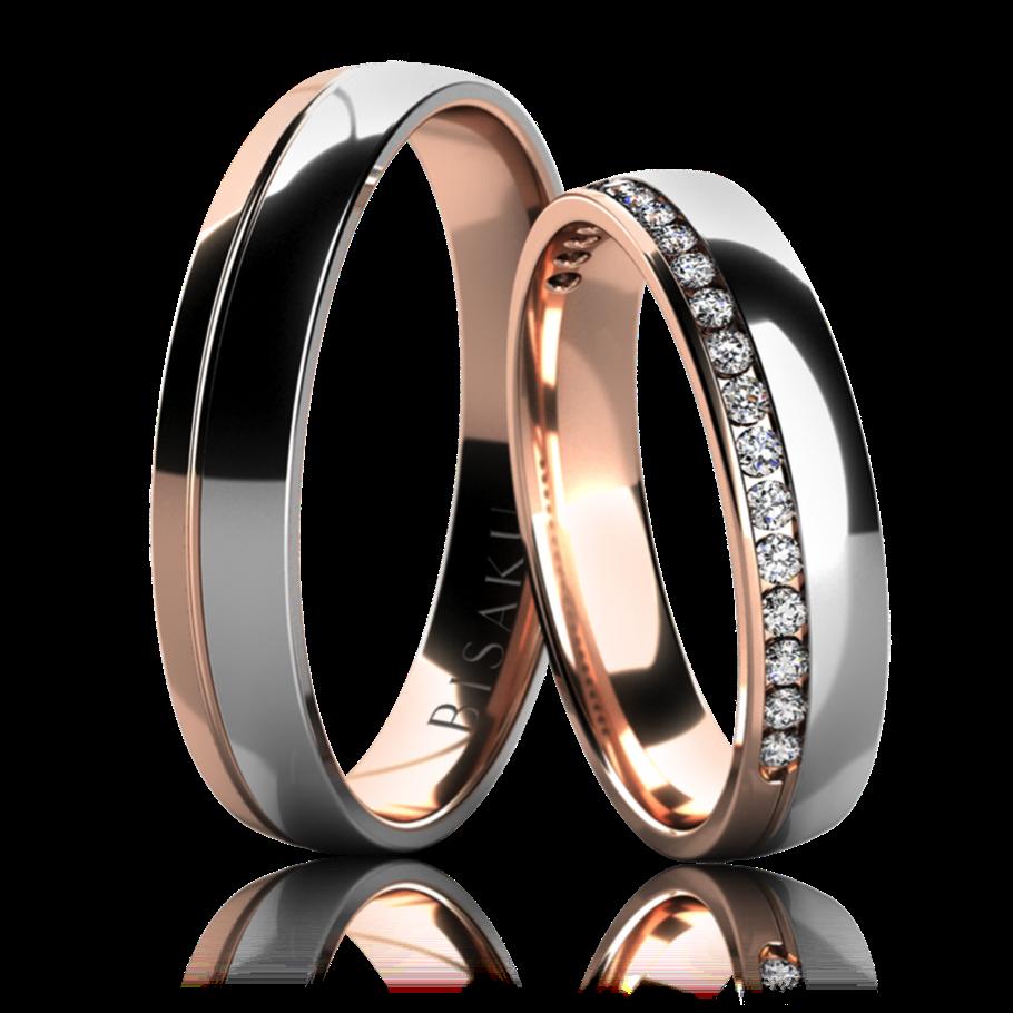 Snubní prsteny Bisaku