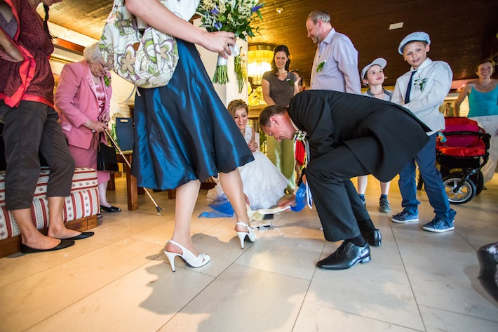 Svatební tradice a zvyky
