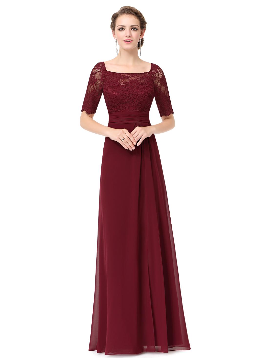 Salon Mierva - večerní šaty na ples  f5ca5d6158