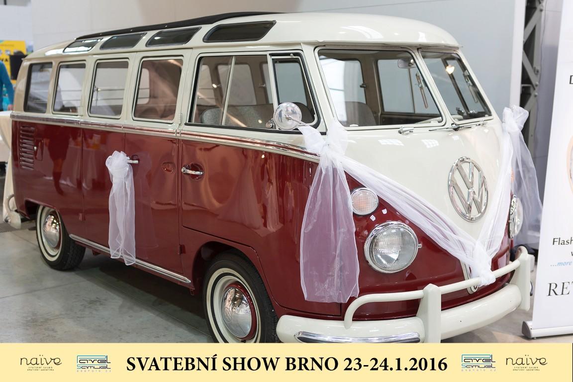 doprava na svatbu